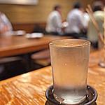 えんざ - 日本酒はグラスで…