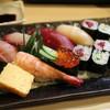 若みや寿司 - 料理写真:上すし 1500円。