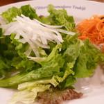 Vittorio Pomodoro Tsukiji - 前菜