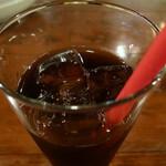 Vittorio Pomodoro Tsukiji - アイスコーヒー
