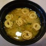 津々井 - お味噌汁