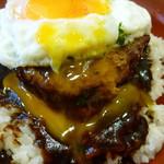 津々井 - お米がイマイチ