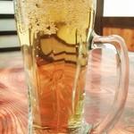月の蕎麦 - ノンアルコールビール
