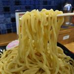 つけ麺専門店 二代目YUTAKA - そのまま手繰ってみても良し