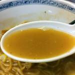 61284826 - 中華そば(スープ)