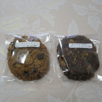 鎌倉オリーブの木 - レーズンクッキーとチョコクッキー包装状態