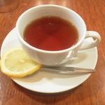 カフェ サウスワン - ドリンクのレモンティー