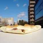 コトリパン - 料理写真:チョコとマシュマロのトルティーヤ