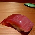 Tenzushi Kyomachi - クロマグロ漬け