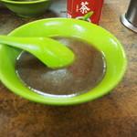 老牌牛肉拉麵大王 -