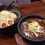 はせ川 - 料理写真:カレーつけ麺