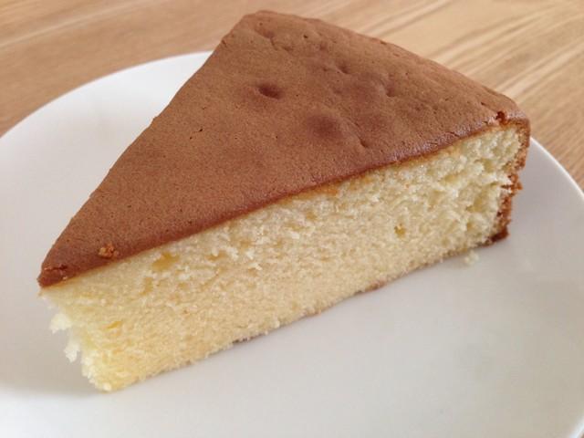 ケーキ バター