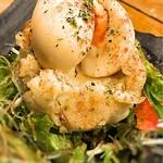 漁十八番 - 絶品の燻製 ポテサラ