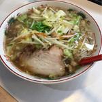 61292074 - 野菜ラーメン¥750                       by masakun
