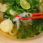 カオマンガイ - 2017/1麺はセンレック