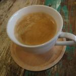 ブリキボタン CAFE&DINING - コーヒー