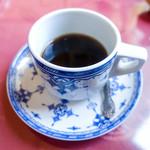 モロッコ タジンや - スパイシーコーヒー