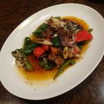 招来川菜館 - 回鍋肉片