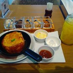61297057 - 「French Toast Plate」(¥950)