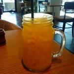 61297062 - モーニング:オレンジジュース
