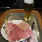 613819 - マイスターセットと生ビール