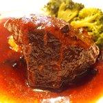 ブラッスリー・グー - メニューB 2376円 の牛頬肉の赤ワイン煮
