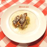ブラッスリー・グー - メニューB 2376円 の真鯛のポワレ クリームソース