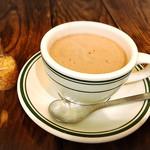 カフェ フーセット - ドリンク写真:ホットココア