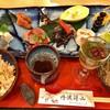 しまぶん - 料理写真:★★★☆ 農都篠山今昔味わい御膳 ¥1,280...品数豊富で一品ずつ丁寧に盛り付け❤️