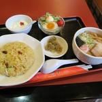 龍華 - 炒半麺(¥880)