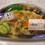 海辺の里 - 料理写真:海鮮ちらし寿司。