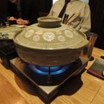 61307470 - 毛ガニ大根鍋