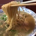 中華そば 蘭らん - 麺リフト