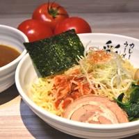 カレーラーメン 彩 - トマトカレーつけ麺