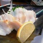 鮨 大吾 - タイラギ貝 塩焼き