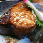 鮨 大吾 - ブリ照り焼き