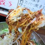 団欒亭 - 四川風冷麺のアップ