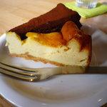 森のカフェ - 【2010.11】 ケーキ2種盛り