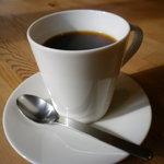 森のカフェ - 【2010.11】 ブレンドコーヒー