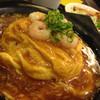 天天 - 料理写真:天津飯ランチ(800円)