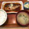食事処井戸屋 - 料理写真:鯖味噌定食