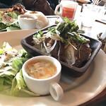 マーブル - 牛サーロインステーキ丼