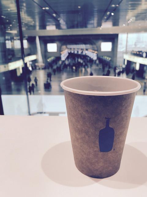 ブルーボトルコーヒー 品川カフェ