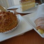 シェ・タニ - 料理写真:シュークリーム・パイシュー