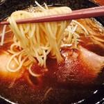 もちもちの木 - ストレート系細麺!