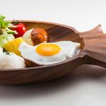ココロコ - 料理写真:ロコモコプレート