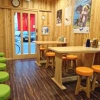 谷口食堂 - 谷口食堂テーブル席