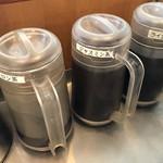 天津飯店 - 3種のお茶