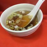 陽華楼飯店 - 絶品スープです。