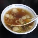 キッチンあべ - スープ(普通サイズに変更)